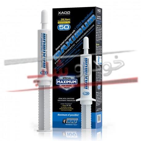 ژل احیاگر و ترمیم کننده گیربکس های اتوماتیک زادو XADO EX120 Revitalizant for Automatic Transmissions