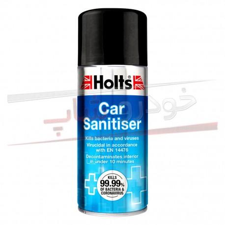 اسپری ضد عفونی کننده کانال کولر و اتاق خودرو هولتس Holts Car Sanitiser