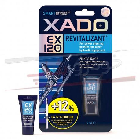 ژل احیاگر و ترمیم کننده سیستم هیدرولیک زادو XADO EX120 Revitalizant for Power Sttering Booster