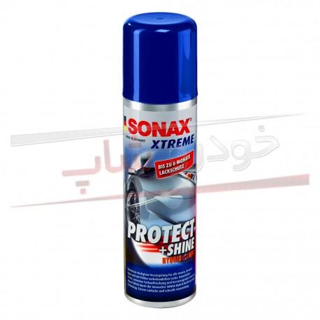 اسپری کاور محافظ و براق کننده بدنه سوناکس SONAX Xtreme Protect + Shine