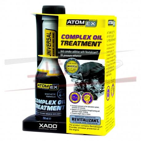 مکمل روغن ضد دود زادو XADO Complex Oil Treatment