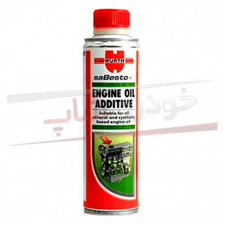 مکمل روغن وورث Wurth Engine Oil Additive