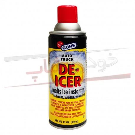 اسپری ذوب یخ گانک GUNK De-Icer