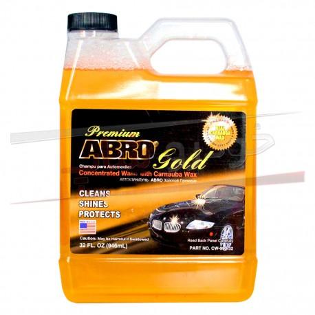 شامپو واکس بدنه ابرو ABRO Premium Gold
