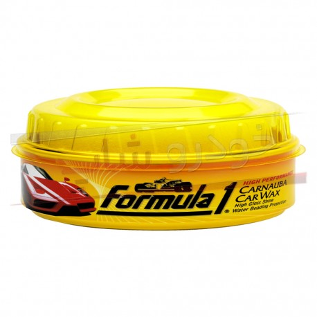 واکس بدنه کاسه ای فرمول وان Formula 1 Carnauba Wax