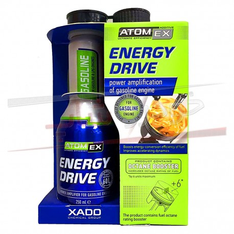 اکتان بوستر انرژی درایو زادو XADO Energy Drive Octane Booster