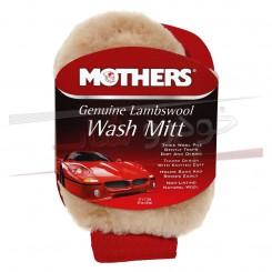 دستکش پشم بره مخصوص شستشوی خودرو مادرز