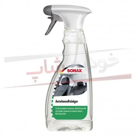 اسپری تمیز کننده داخل خودرو سوناکس SONAX AutoInnenReiniger