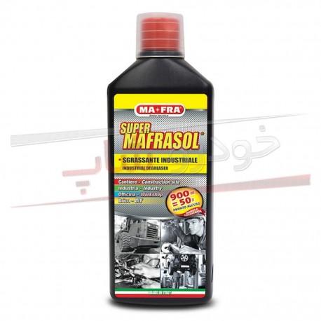 مایع تمیز کننده موتور، قطعات و ابزار آلات مفرا MAFRA Super Mafrasol