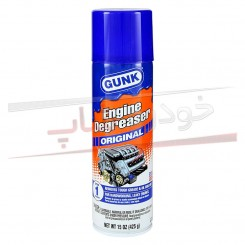 اسپری تمیز کننده روی موتور گانک حجم 425 گرم