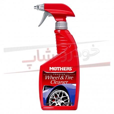 اسپری تمیز کننده رینگ و لاستیک مادرز Mothers Wheel and Tire Cleaner