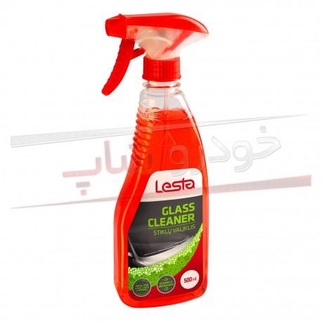 اسپری تمیز کننده شیشه لستا Lesta Glass Cleaner