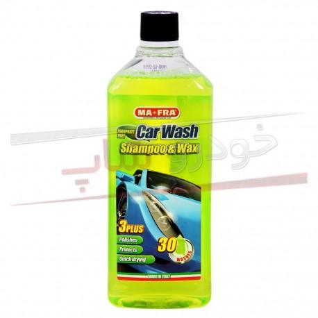 شامپو واکس بدنه مفرا MAFRA Shampoo & Wax