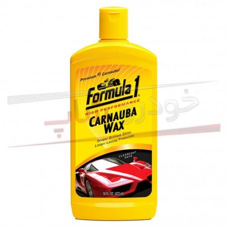 واکس بدنه فرمول وان - Formula 1 Carnauba Wax